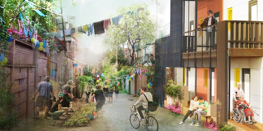 Supérieur Maison Auto Suffisante #10: Des étudiants Montréalais Construisent Une Maison Autosuffisante -  Index-Design.ca