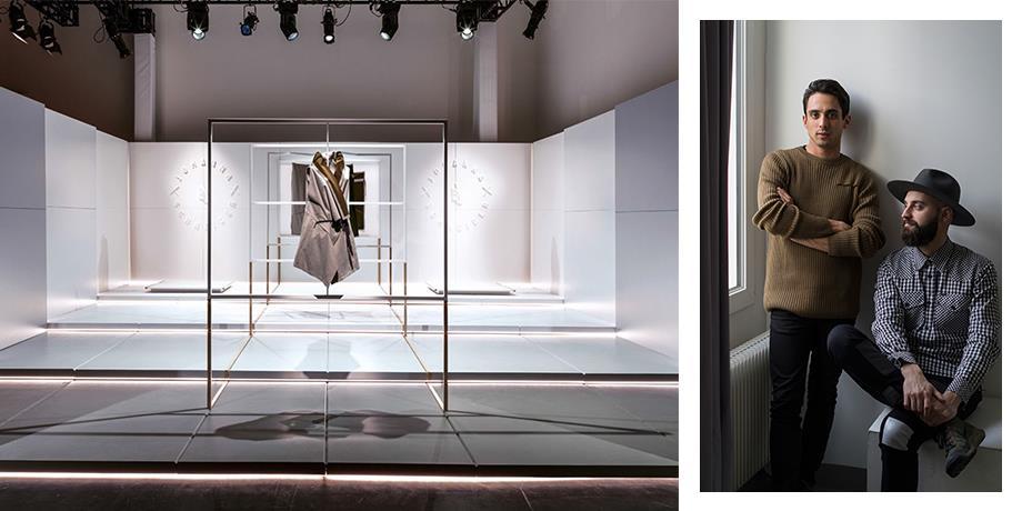 Le Studio De Design Bonsoir Paris Sera 224 Montr 233 Al Le 17