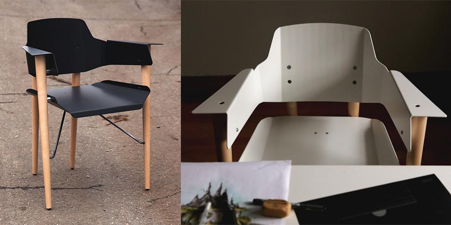 perroquet des chaises assembles la main et produites au qubec index designca - Des Chaises