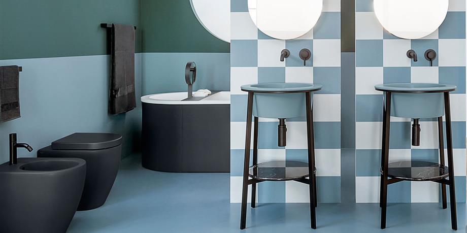Inspiration produit : les salles de bain Ceramica Cielo ...