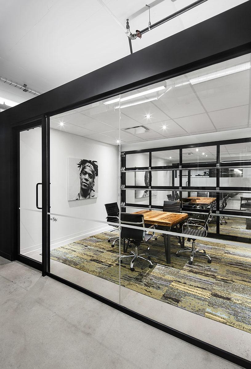 am nagement des nouveaux bureaux de l agence camden par inside studio un p riple au c ur de. Black Bedroom Furniture Sets. Home Design Ideas
