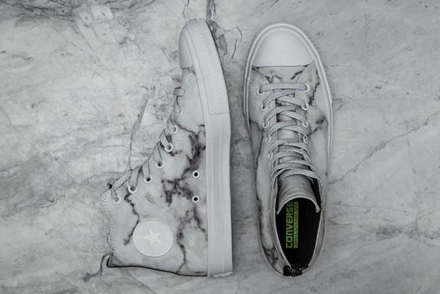 converse marbre