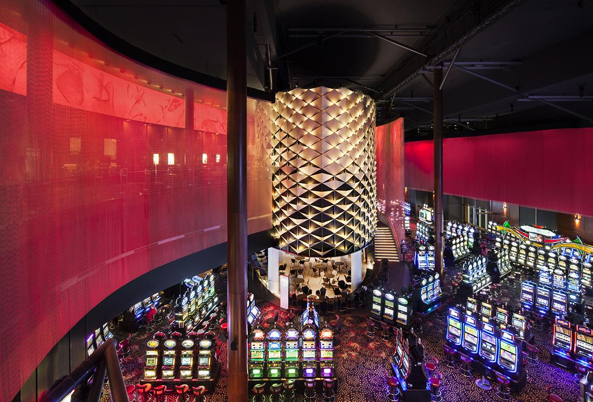 Le baccara casino du lac leamy