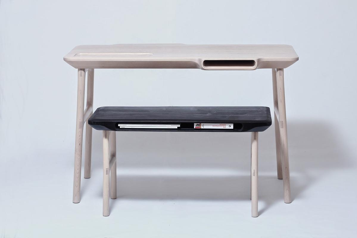le bureau vu par 5 designers qu b cois index. Black Bedroom Furniture Sets. Home Design Ideas