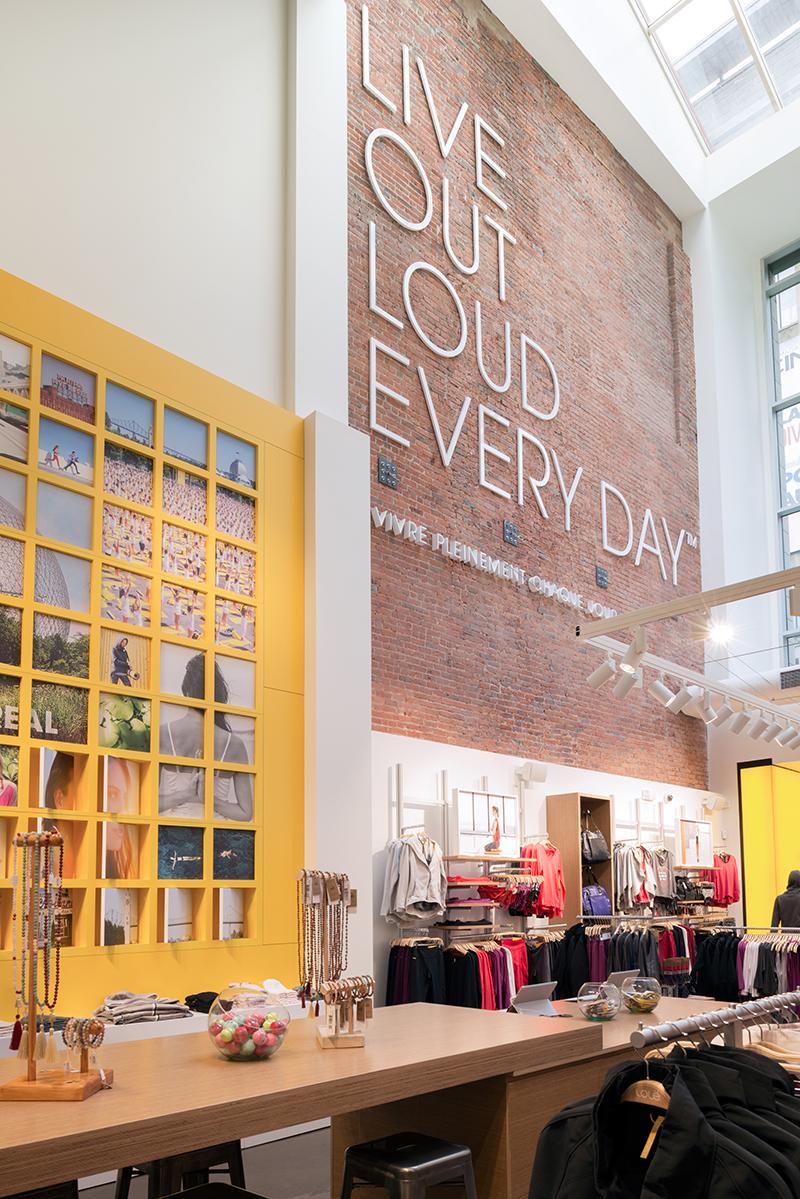 Nouvelle boutique de l 39 quilibre for Architecture equilibre