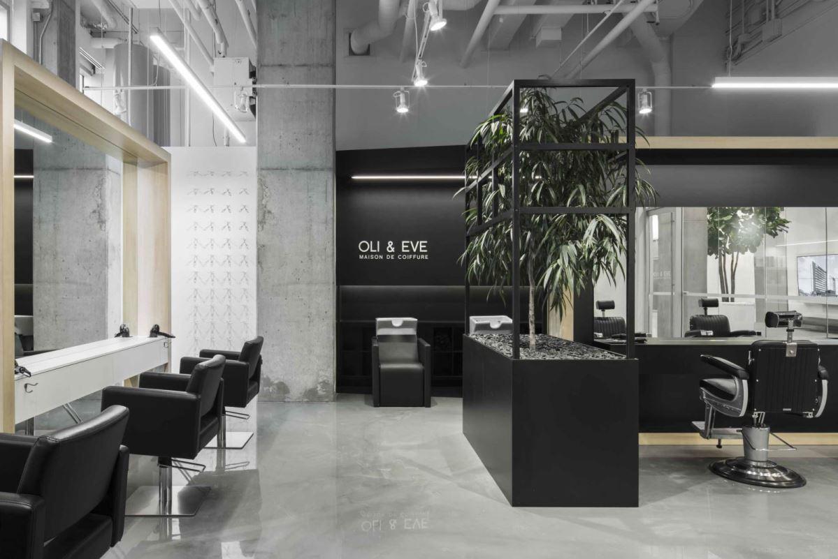 Maison de la coiffure excellent large size of armoire de for La galerie du meuble contemporain