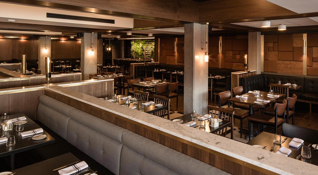 L gance et convivialit au restaurant maggie oakes par for Articles cuisine montreal
