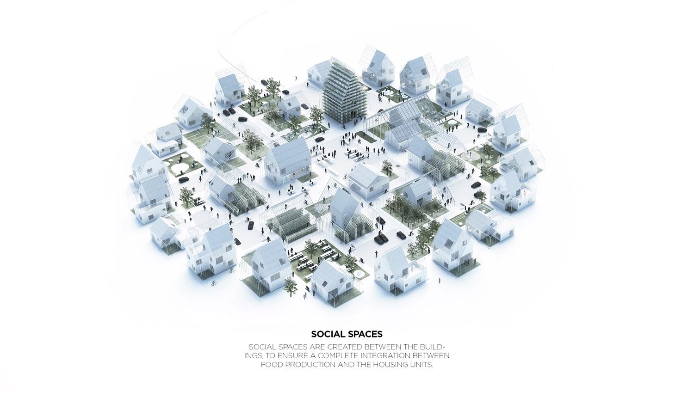 Les villages regen vision utopique ou r aliste de l - L architecture de demain ...