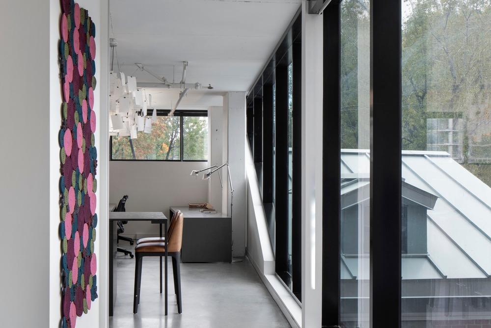 De nouveaux bureaux pour desjardins bherer index design