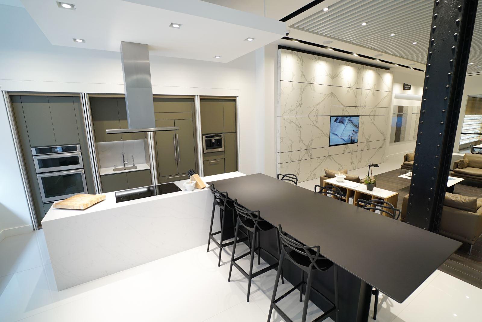 Cosentino ouvre une nouvelle salle de montre montr al - Nouvelle cuisine montreal ...