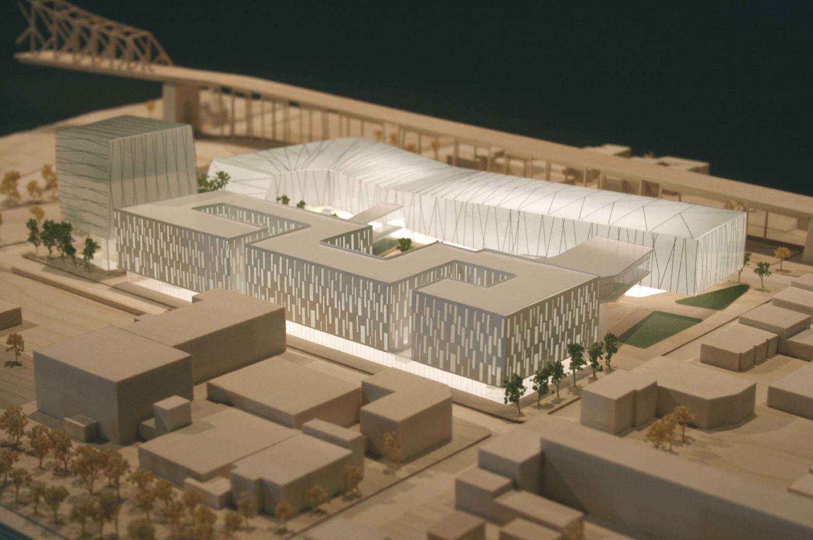 Atelier s conception de maquettes architecturales index for Domaine architecture