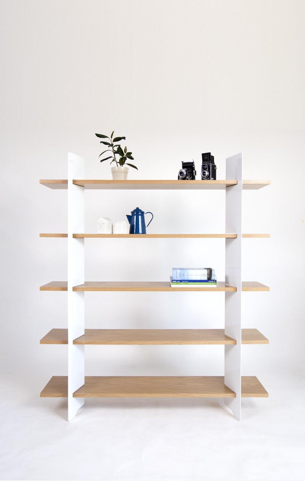 5 meubles de biblioth que par des designers qu b cois for Meuble quebecois design