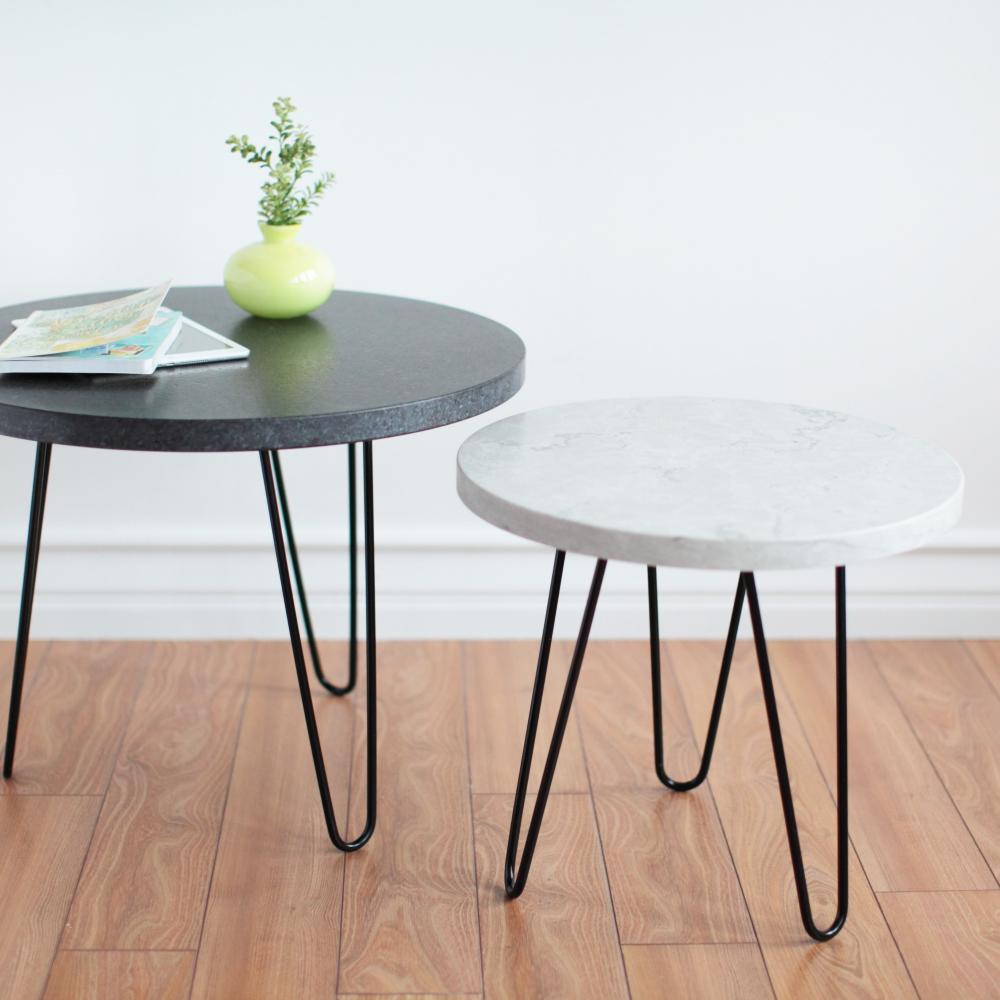 polycor lance une collection de pi ces design en pierre naturelle index. Black Bedroom Furniture Sets. Home Design Ideas