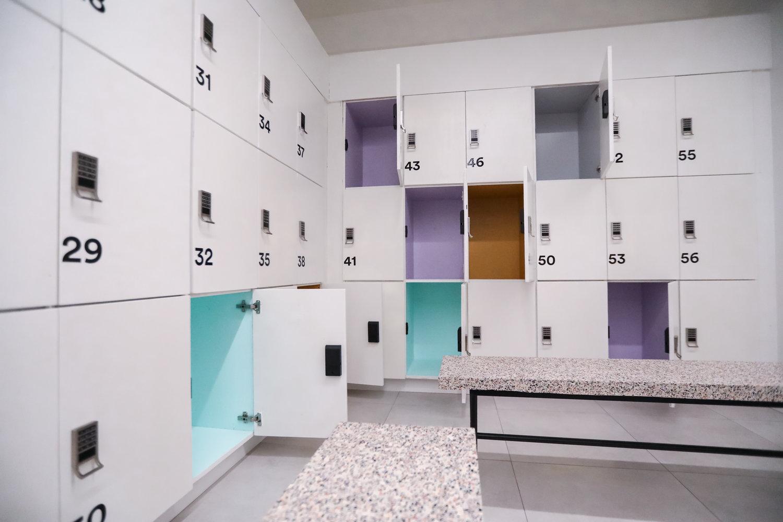 Studio lionel r alise un espace sportif hybride rouyn for Meuble branchaud rouyn noranda